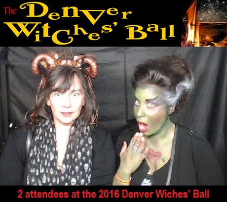 Denver Witches Ball logo