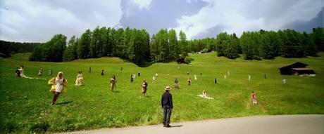 """188. Italian director Paolo Sorrentino's second English film """"Youth"""" (2015): Witty, cinematic, aesthetic contemplation on youth and aging—the past, the present and the future of our lives"""