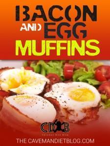 Paleo Breakfast Ideas Bacon & Egg Muffins Lead Image
