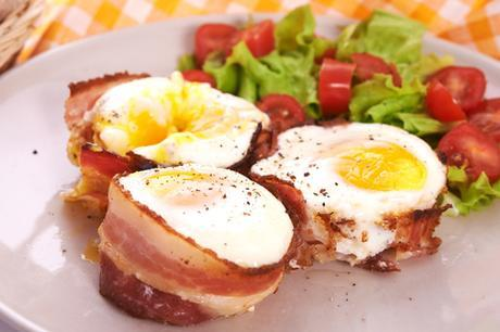 Paleo Breakfast Egg Muffins Featured Image