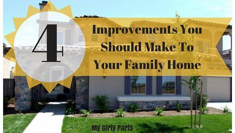 We all know that an important part of family life revolves around the home. If you want to raise a family, then you have to ensure they grow up in a good environment. You need to have the perfect family home to raise them in. There's a big chance you have a house, but it might not be an ideal family home.