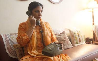 Shabana Azmi as Neerja's mother