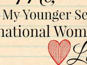 Letter Younger Self Honor International Women's
