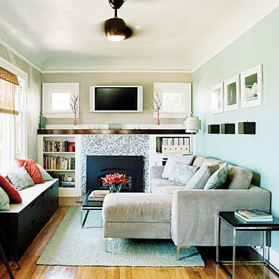 Embrace your small space!