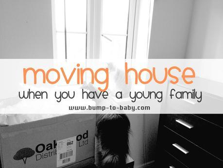 Moving House When You Have a Young Family