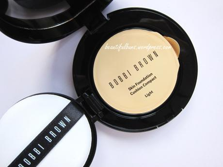 Review Bobbi Brown Skin Foundation Cushion Compact Paperblog