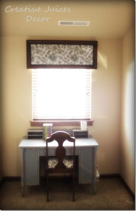 blog valance room