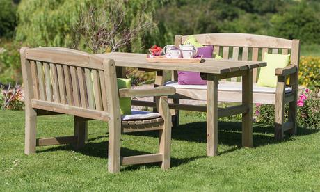 Hardwood Or Softwood Which Is The Best For Garden Furniture Paperblog