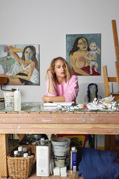 5 Cool Art Studios That Inspire Me Paperblog