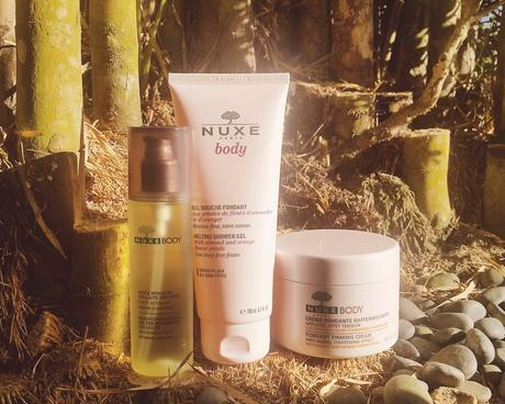 THE BEST BODY CREAM I'VE TRIED BY NUXE