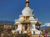 Bhutan, Thimphu National Memorial Chorten