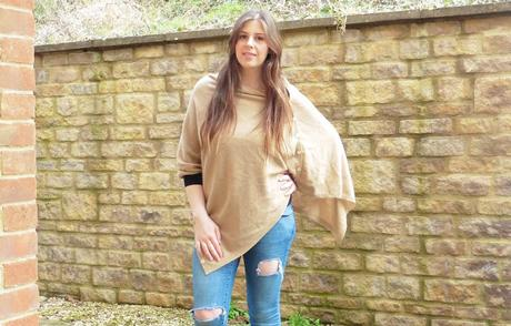 Post-partum style | The poncho
