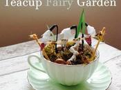 Make Teacup Fairy Garden