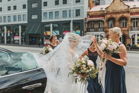 A Fresh & Fabulous Auckland Wedding By Coralee Stone
