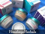 Himalaya Herbals Premium Skincare Creams First Impression, Swatches