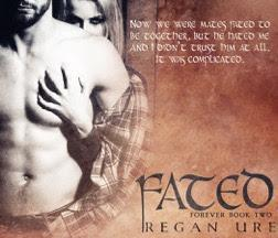 Fated by Regan Ure @starange13 @ReganUre