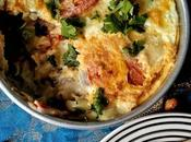 Dabba Gosht Mac, Cheese, Mutton Casserole.