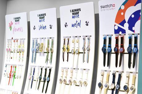 Swatch, event, mega store, opening, ketje from brussels, destinations watch, manneken pis, belgie, upr, belgian fashion blogger, belgische mode blogger, collector item