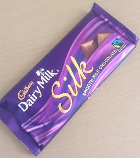 Cadbury Dairy Milk Silk (South African)