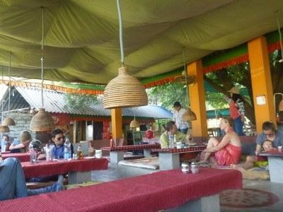 A relaxing paradise at Mowgli Guest House