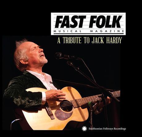New Smithsonian Folkways Release: A Tribute to Jack Hardy
