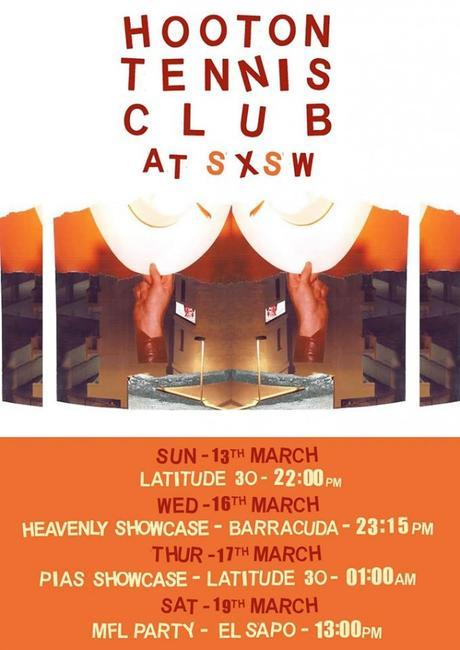 Hooton Tennis Club Made A Playlist of Bands They're Excited to See at SXSW