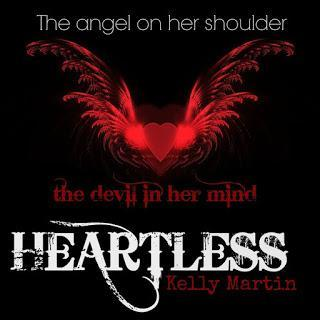 Heartless by Kelly Martin @agarcia6510 @martieKay