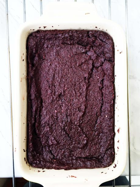 Feel Good Recipe – Vegan Beetroot Chocolate brownies!