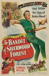 #2,038. The Bandit of Sherwood Forest  (1946)
