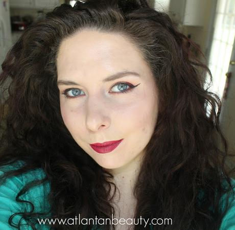 Look Using Makeup Geek's MannyMUA Palette