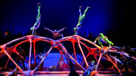 Cirque du Soleil – The world-renowned circus and theatrical entertainment