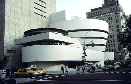 The Guggenheim Museum – one of the most unique buildings in New York City