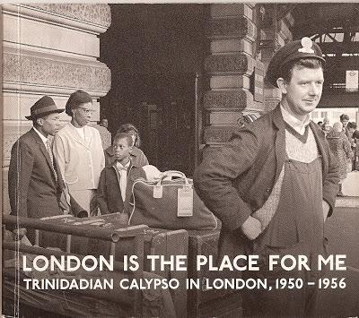 #London is The Place For Me!