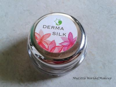 Derma  Silk  Herbal Skin Whitening  Cream Review