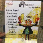 High Five at The Resort