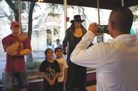Ripley's in Downtown San Antonio: Not just a wax museum!