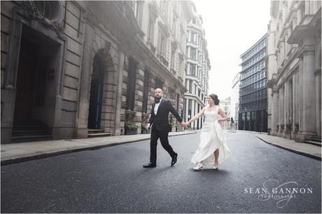 The Gherkin Wedding Photographs