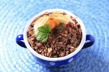 Paleo Breakfast: Tropical Date Granola Recipe Featured Image