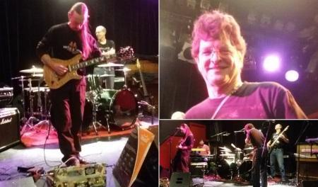 ZAPPATiKA + Craig Twister Steward: rehearsing for the European tour