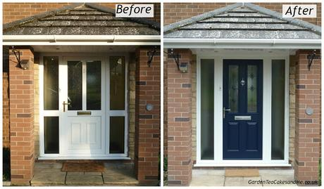 My New Composite Door & Tips on Choosing a New Front Door