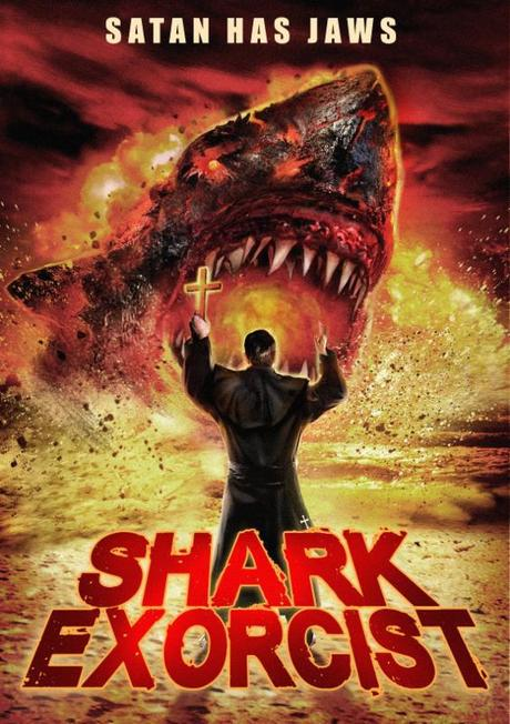 Satan Swims to Shore for June Release  In Brand-New Trailer and Key Art for Shark Exorcist