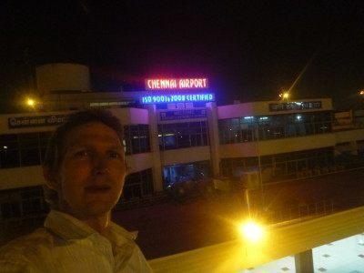Jonny (Chennai) Airport