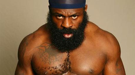 "Kimbo Slice – ""With these hands I can part the sea. With these hands I feed the family."""