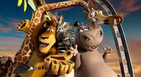 Madagascar 3 – Europe's Most Wanted comedy film
