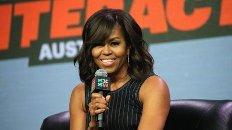 First Lady Michelle Obama Announces She Will Not Run For President