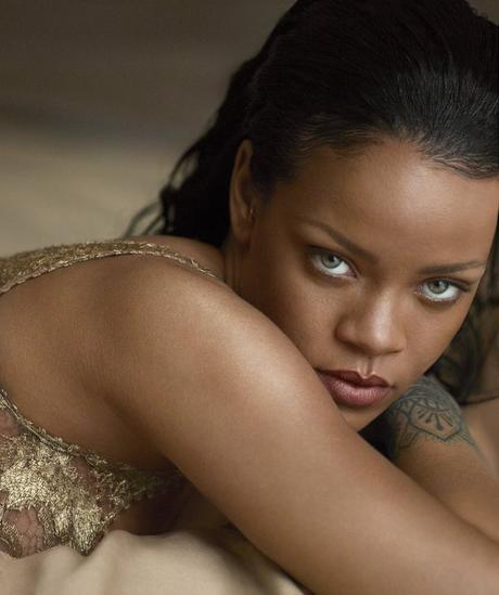 Rihanna Graces The Cover Of April's Issue Of Vogue