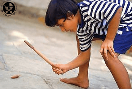 5 Fun Outdoor Games to get your Kids Moving