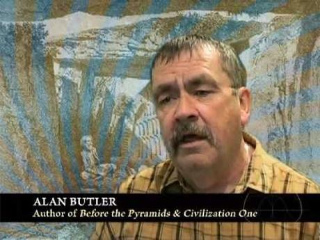 Alan Butler - from ancient Yorkshire to dynastic Egypt - via freemasonic Washington DC