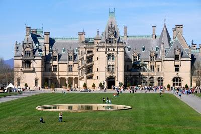 Back to the Biltmore House