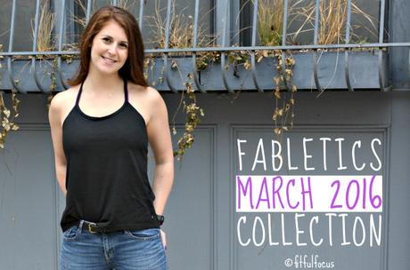 Fabletics March 2016 Collection